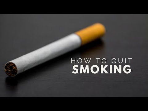 Download How to quit smoking? 5 easy steps in hindi