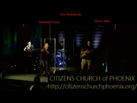 "Maranda Ministering ""Rooftops"" @ Citizens Church, Phoenix, Arizona"