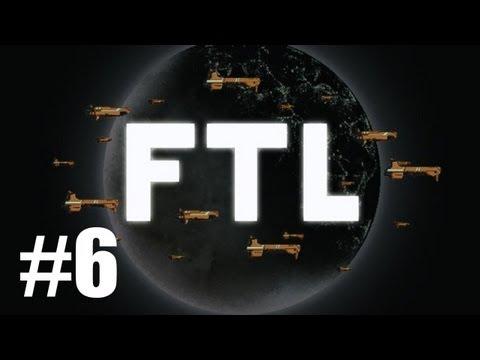 """FTL (Faster Than Light) Lets Play - Episode 6 """"Slug Controlled Nebula"""""""