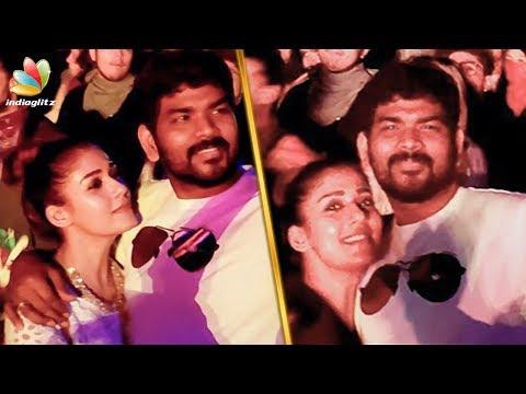 Nayanthara's Love Stuck Moments With Vignesh Shivan | Hot Tamil Cinema News