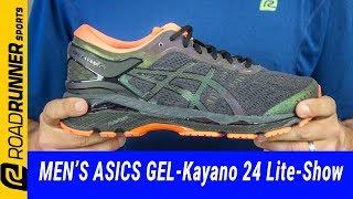 Men's ASICS GEL-Kayano 24 Lite-Show | Fit Expert Review