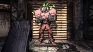 Batman: Arkham City - Broken Toys Achievement: Bane double-crosses Batman