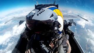 VFA 83 2016 Cruise: Operation Inherent Resolve