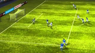 FIFA 13 iPhone/iPad - Real Madrid vs. Italy