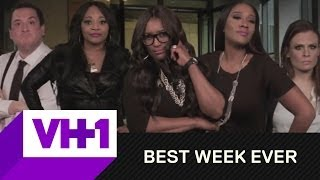 Law & Order SWV + Best Week Ever + VH1
