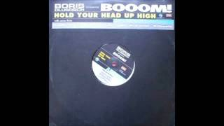 (1997) Booom! feat. Inaya Day - Hold Your Head Up High [Derrick Carter Mid-Range Vocal RMX]