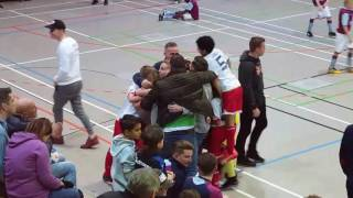 Knock out for Aston Villa FC in the last second: Mainz 05 U12