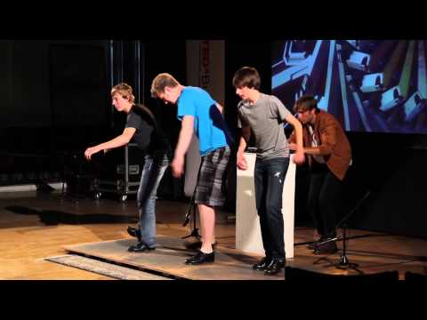 Dance/Music transformed | Charlie Apple and the Trap Door Project | TEDxButtePublicLibrary