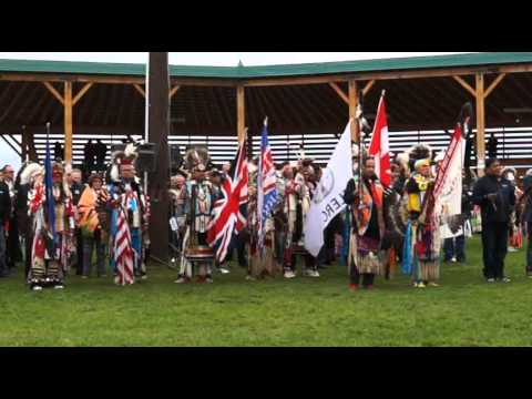 Powwow First Day Grand Entry