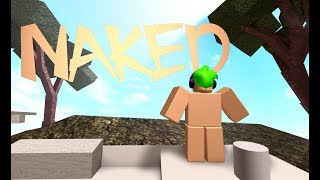 Naked - A ROBLOX Video