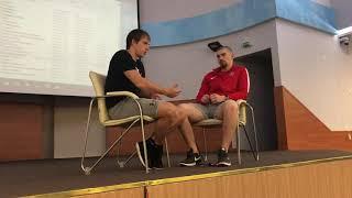 Как Марк Верба попал в хоккейный лагерь «Реванш»? Каких навыков не хватает игрокам МХЛ?