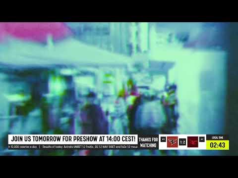 Stream: ESL - CSGO - LIVE: ESL Pro League Season 11 - Day 21 - Pre-s