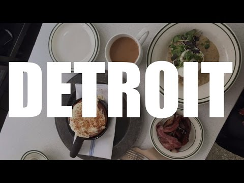 30 Hours in Detroit