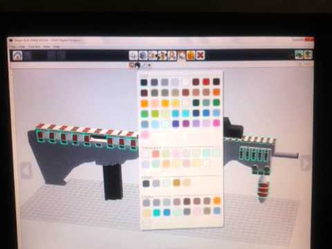 lego digital designer tutorial pdf