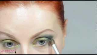 Kako naličiti oči s čopiči Thumbnail
