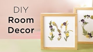 9 Fantastic DIY Room Decor Crafts