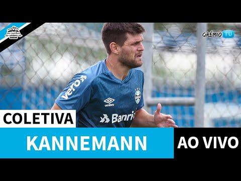 Coletiva com Kannemann - 17/01 l GrêmioTV