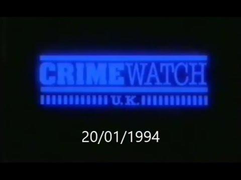 Crimewatch U.K - January 1994 (20.01.94)