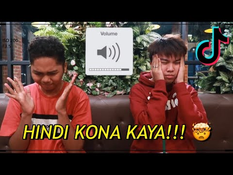 TRY NOT TO DANCE OR LIPSYNC CHALLENGE! Ft. JUNELL DOMINIC (ANG HIRAP HAHA!)