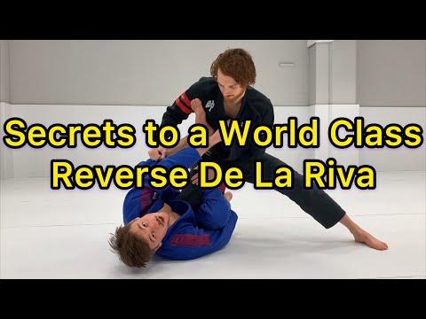 Espen Mathiesen Reverse De La Riva Overview