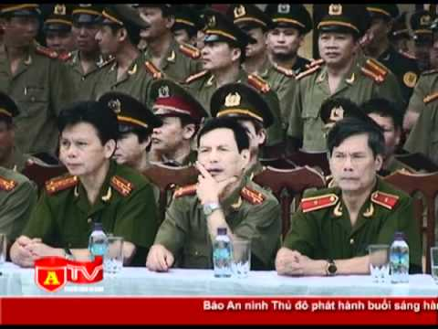 Bộ Tư lệnh cảnh vệ thành lập trung đoàn đặc nhiệm cơ động