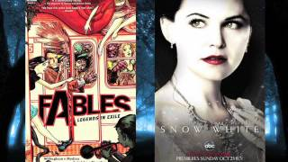 Fables vs Snow White and the Huntsman, Jack The Giant Killer, Once Upon a Time, and more!