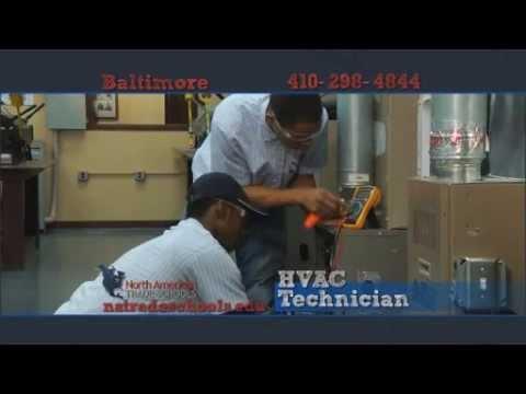Maryland HVAC Training - North American Trade Schools