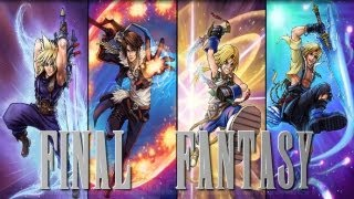 Final Fantasy -  Battles Metal Super Collection! [FF1~10] ♫