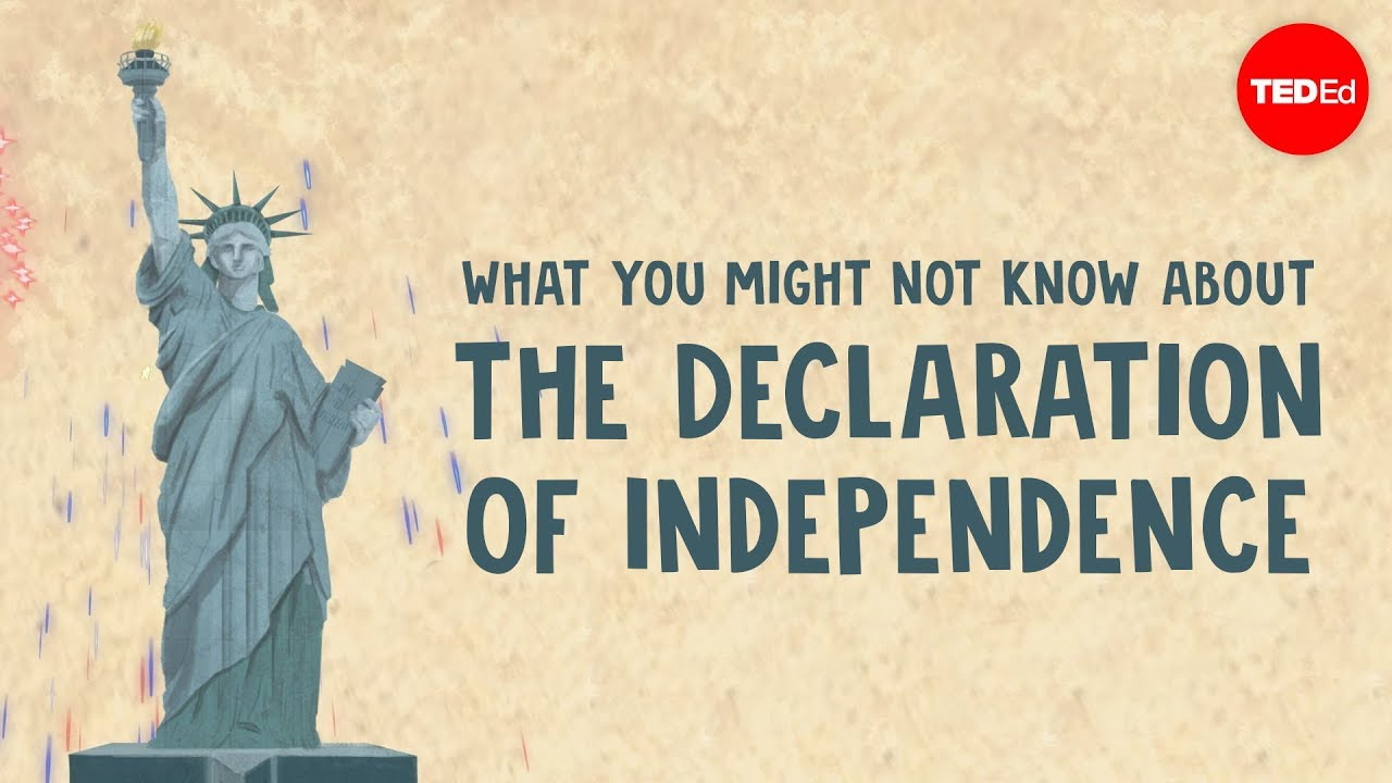 3 purposes of the declaration of independence