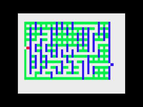 VC 10 - Maze Games - (1977) - Channel F - WIN! HD