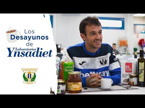 ☕️ Los Desayunos de Ynsadiet con Rubén Pardo