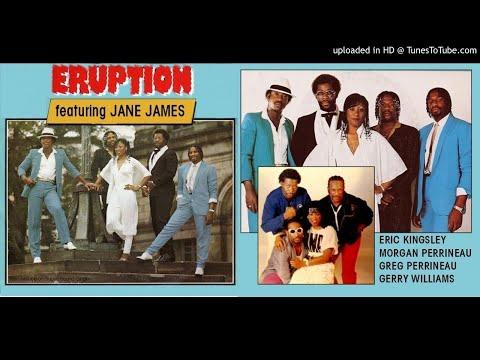 Eruption: Good Good Feelin' - The Rest Of Eruption [1980-87]