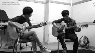 (Eric Clapton) Change The World - Sungha Jung with Akihiro Tanaka
