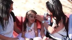 Miss Arab USA meets Syrian refugees in Arizona