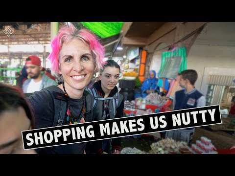 SHOPPING IN AGADIR! (We're so excited to be in Morocco!) | Episode 217