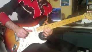 Angelo Fumarola - Mark Knopfler Finger Style - Sultans Of Swing (dIRE sTRAITS) Solo - aLCHEMY