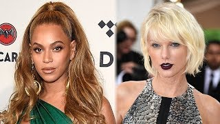 Beyonce DETHRONES Taylor Swift For This Huge Music Honor