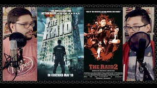 The Raid (2012) and The Raid 2 (2014) Review
