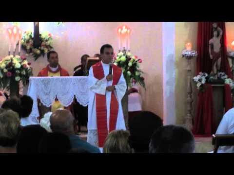 Homilia Pe. Fabio Guimarães (Missa de São Sebastião)