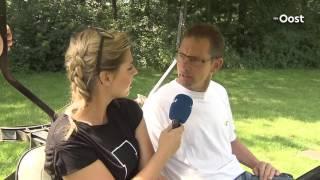 Mooi Overijssel in Haaksbergen: met de golfkar door Park Scholtenhagen