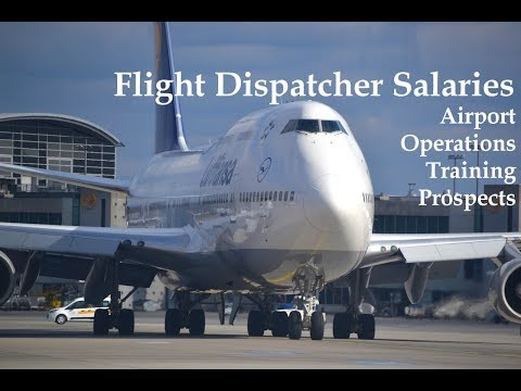 Airport Or Flight Dispatcher Salary - Earnings In Airport Operations