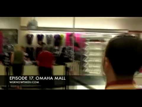 """Justin Bieber's day at the """"Omaha Mall"""""""