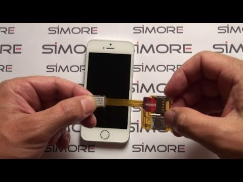 how to open iphone 3 sim