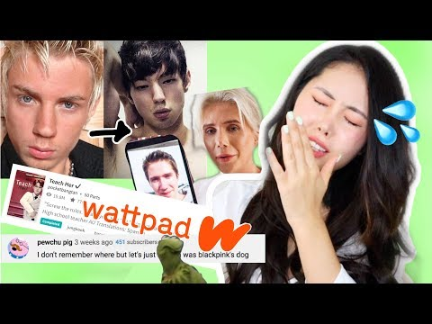 Korean Singer Reacts to Cringey KOREABOO Moments