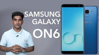 Samsung Galaxy On6: Review of specification [Hindi हिन्दी]