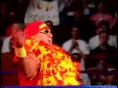 Hulk Hogan Entrance Video - YouTube