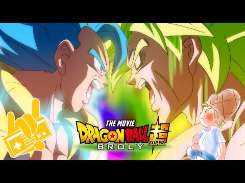 Dragon Ball Super Movie  - BLIZZARD (Broly Vs. Gogeta) | Epic Rock Cover ENGLISH Ver.