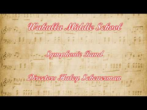 2018 FBA MPA - Wakulla Middle School - Symphonic Band
