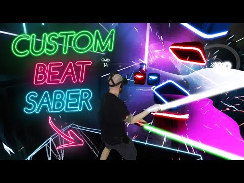 CUSTOM BEAT SABER!! How To Install Custom Music In Beat Saber & Mixed Reality Gameplay