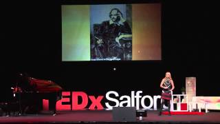 Crowd Funding Creativity | Kate Russell | TEDxSalford